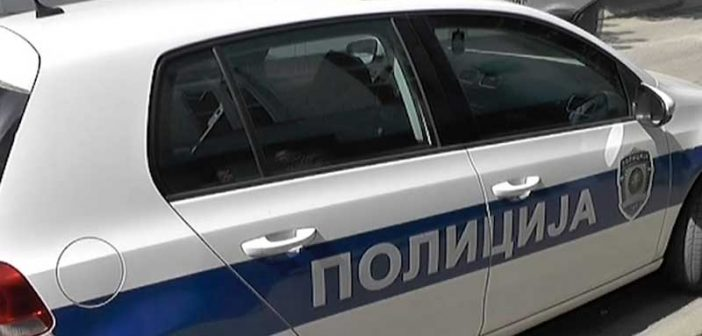 Бујановчанин ухапшен због сумње да је извршио тешку крађу