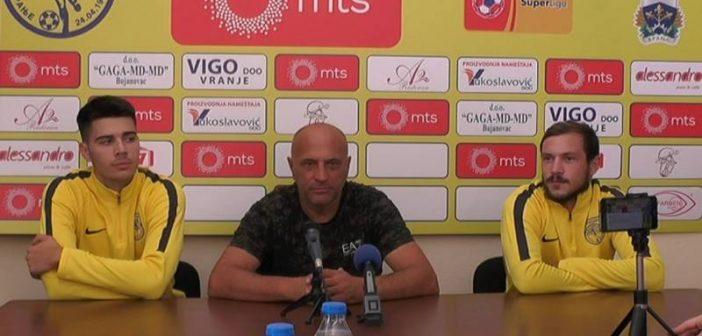 Драган Антић: Пресрећан сам јер Звезда први пут долази у Врање