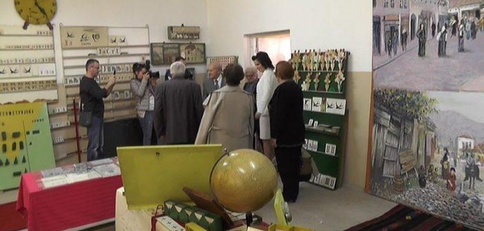 Отворена спомен соба посвећена врањском учитељу Крампусу