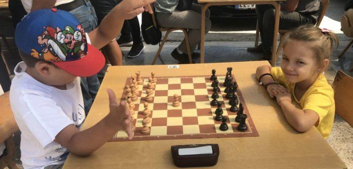 Шаховски турнир у Врањској Бањи окупио велики број такмичара