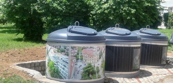 Димитријевић: До октобра биће постављено још десет полуподземних контејнера
