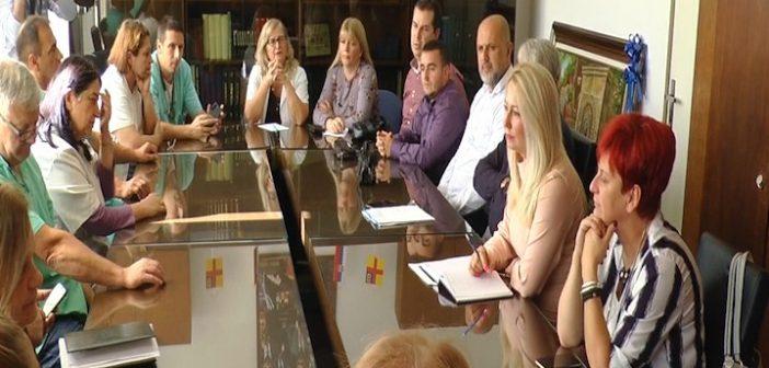Састанак директорке ЗЦ у Врању са директорима Домова здравља Пчињског округа