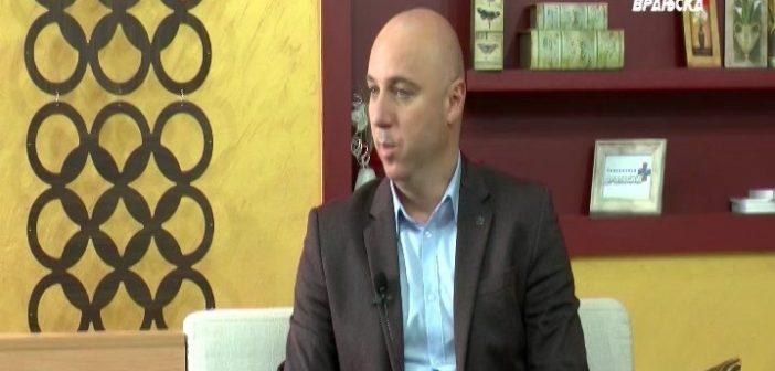Тасић: Велики успех што је буџет града Врања у суфициту