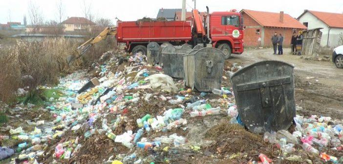 Комрад организовао акцију чишћења у Доњем Павловцу