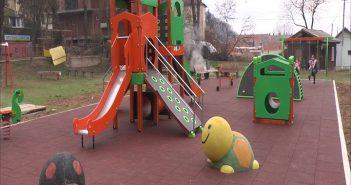 Ново савремено игралиште за малишане у Врањској Бањи