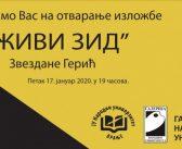 """Изложба слика Звездане Герић из Врања """"Живи зид"""""""