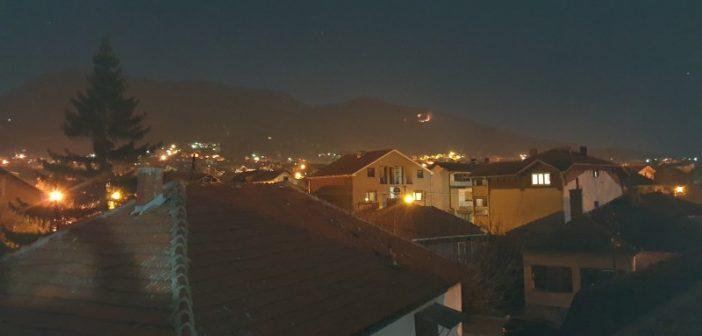 Пожари на 15 локација у Пчињском округу – упозорење грађанима да не пале стрњишта
