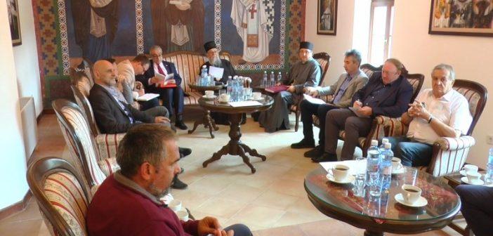 Одржана седница Извршног одбора за обележавањe 950 година манастира Преподобног Прохора Пчињског