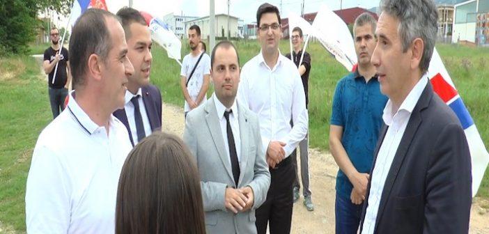 Миленковић истакао да је подједнако важно улагање и у градску и сеоску инфраструктуру