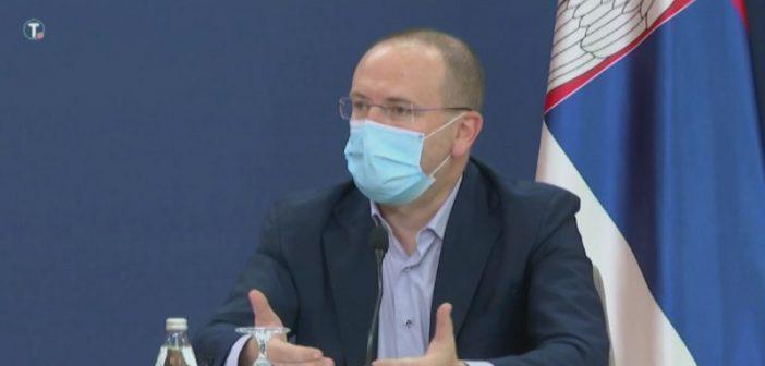 Гојковић: предложене ублажене мере за фризере и организаторе скупова