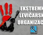 """Екстремне левичарске организације у Србији: Шта је """"П.А.О.Р""""?"""