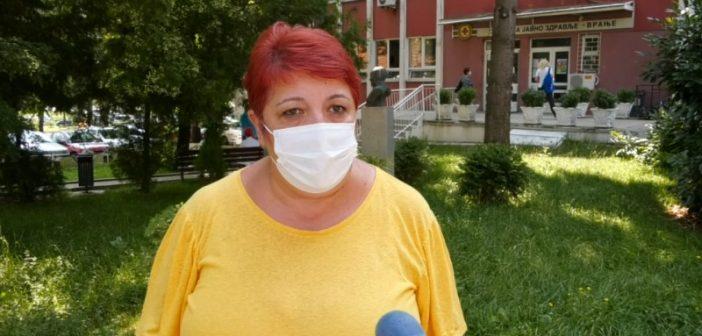Стојановић: Епидемиолошка ситуација у Пчињском округу се поправља