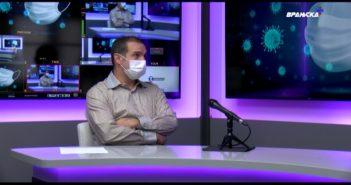 Ношењем заштитне маске штитимо себе али и друге људе – поручио др Благојевић