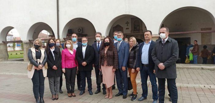 СНС у Врању обележила славу Света Петка у складу са епидемиолошком ситуацијом