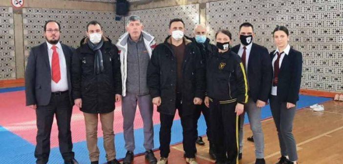 У Спортској хали у Врању почео турнир у каратеу