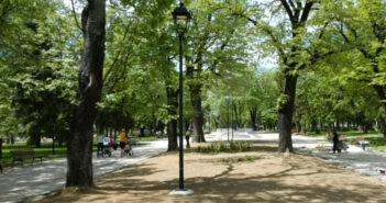 Свечано отварање Градског парка у суботу
