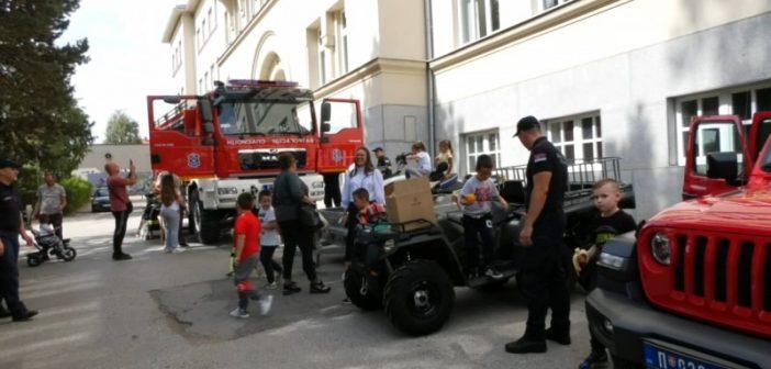 У Врању обележен Дан Сектора за ванредне ситуације и слава ватрогасаца